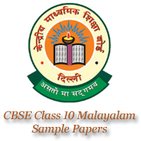 CBSE Class 10 Malayalam Sample Papers