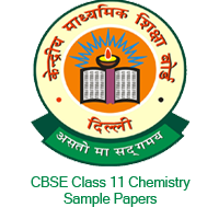 CBSE Class 11 Chemistry Sample Papers Image