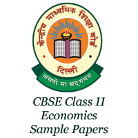 CBSE Class 11 Economics Sample Papers Image