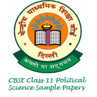 CBSE Class 11 Political Science Sample Papers Image