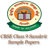 CBSE Class 9 Sanskrit Sample Papers image