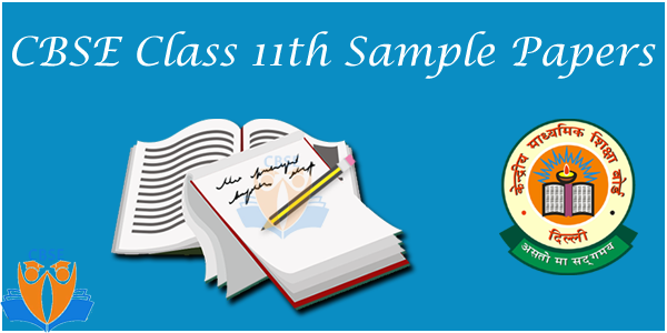 CBSE Sample Papers for Class 11 Image