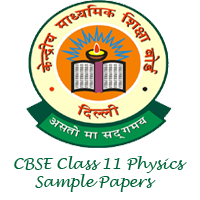 CBSE Class 11 Physics Sample Papers Image