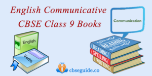 English Communicative CBSE Class 9 Books Image