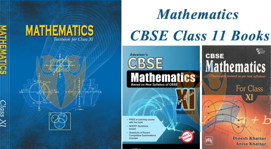 Cbse 11th Class Maths Book
